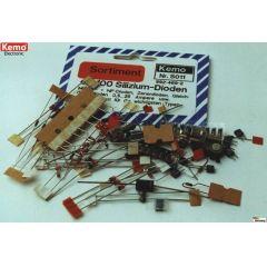 Kemo Siliziumdioden + Datenblatt ca. 100 Stück