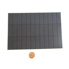 Magnet-Pads selbstklebend, 36 Stück