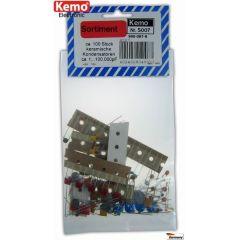 Kemo Keramikkondensatoren ca. 100 Stück