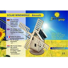 SOL-EXPERT Solar-Windmühle Holland