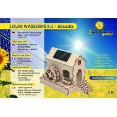 SOL-EXPERT Solar-Wassermühle
