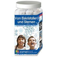 Zometool Eiskristalle und Sterne