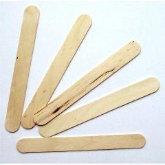 Holz-Spatel 150 x 18mm, 5 Stück
