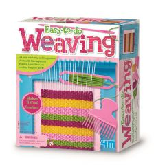 4M Easy To Do Weaving