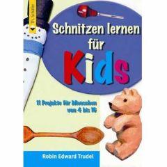 Schnitzen lernen für Kids