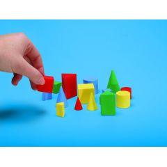 Geometrische Mini-Figuren