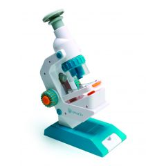 Senior Mikroskop (engl. Anleitung)