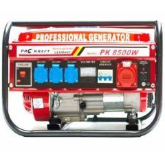 Stromerzeuger Stromgenerator 5,5 PS mit Kraftstromanschluss