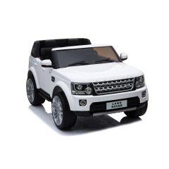 "Kinderfahrzeug - Elektro Auto ""Land Rover Discovery 4 Doppelsitzer"" - Lizenziert - 12V7AH, 2 Motoren"