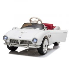 """Kinderfahrzeug - Elektro Auto """"BMW 507 Oldtimer"""" - Lizenziert - 12V7AH, 2 Motoren- 2,4Ghz Fernsteuer"""