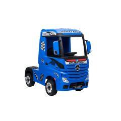 "Elektroauto Kinder ""Mercedes Actros"" - Lizenziert - 2x 12V7AH, 4 Motoren- 2,4Ghz Fernsteuerung, MP3,"
