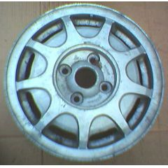 Felge Audi 6 x 14 / ET 48 100 43 VAG / 4L - 9.76 - 8.82 - Original - Aluminium / Alufelge - gebraucht