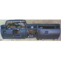 Armaturenbrett Opel Kadett E braun Rohling - GM / Opel / Vauxhall Astra .2 / Daewoo Nexia 9.83 - 8.91 - gebrau