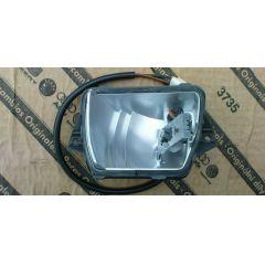 NEU + Blinker / Blinklicht / Blinkleuchte Audi Coupe 81 .1 Gehäuse / Leuchtmittelhalter / Platine R - 9.78 - 8