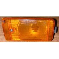 Blinker / Blinklicht / Blinkleuchte Audi Coupe 81 .2 gelb - 9.84 - 8.88 - gebraucht