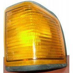 Blinker / Blinklicht / Blinkleuchte VW Scirocco 1 53.2 L gelb - VAG / VW / Audi / 9.77 - 8.81 - gebraucht