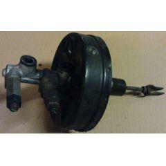 Bremskraftverstärker m. HBZ Opel Corsa A alle 190 / 20.00 mm / mit 2 Bremskraftregelventilen - GM / Vauxhall N