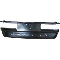 NEU + Heckblech DB / Mercedes Benz W 123 200 / 300 - Daimler 9.75 - 8.85 - Reparaturblech / Karosserieteil + +