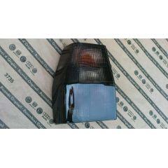 Rücklicht / Rückleuchte / Heckleuchte Audi Coupe 81 / 85 / Q / L schwarz / Rauchfarbe - 9.78 - 8.88 - gebrauch