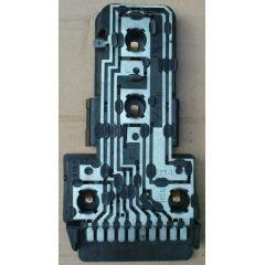 Rücklicht / Rückleuchte / Heckleuchte Audi Coupe 81 .1 / 85 / Q / Gehäuse / Leuchtmittelhalter / Platine L - 9
