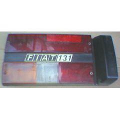 Rücklicht / Rückleuchte / Heckleuchte Fiat 131 Mirafiori / Supermirafiori / RFL - Seat 131 - Murat Sahin / Dog