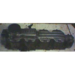 Nockenwellenblock / Gehäuse Opel / GM / Vauxhall 1.6 / 1.8 OHC mit Nockenwelle und Ventildeckel - S - gebrauch