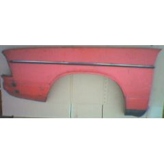 Kotflügel Audi 100 / 200 / Avant 43 .1 L rot - 9.76 - 8.80 - gebraucht
