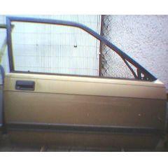 Tür Nissan Cherry N12 3T / R gold - Datsun 9.82 - 8.86 - gebraucht
