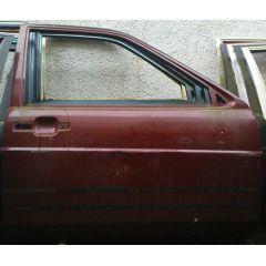Tür VW Passat / Santana 32B 4 / 5T / VR burgunder rot - 9.80 - 8.88 - gebraucht