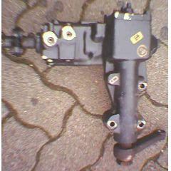 Lenkgetriebe Servo Opel Omega A wie Abb. - GM / Vauxhall Carlton 9.85 - 8.xx - Modelle mit Servolenkung - gebr