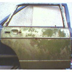 Tür Audi 100 / 200 43 4T / HR reseda grün met. - 9.76 - 8.82 - gebraucht