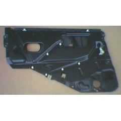 Doorplate Tür innen Audi 80 89 4T / HL - VAG / VW / Audi 9.86 - 8.91 - Seiten Fenster Halte Platte - gebraucht
