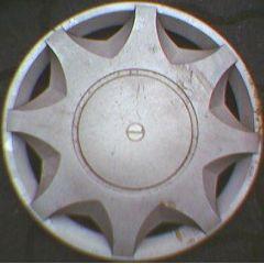 Radkappe 14 Universal div. Modelle - gebraucht
