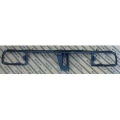 NEU + Frontblech Frontmaske VW Polo / Derby 2 2 tlg. 86C .1 - 9.83 - 8.90 - Reparaturblech / Karosserieteil +