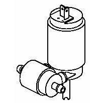 NEU + Wascher Pumpe 12V WischWasch Seat div. Modelle 191 955 651 333 955 651 auch Audi / Skoda / Ford / Opel /