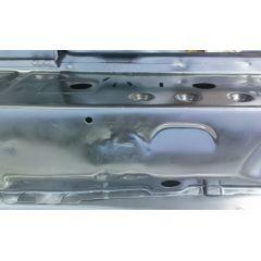 NEU + Frontblech Frontschürze VW Golf 1 Classik / Cabrio / Caddy 17 / 14 / 15 - 9.74 - - Reparaturblech / Karo
