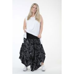 Lagenlook Röcke verwandelbar Baumwolle