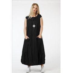 leichte Lagenlook Sommerkleider Baumwolle Leinen