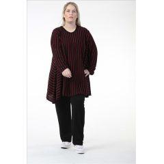 glockige Boucle-Pullover große Größen