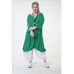 weite und lange Tunika-Kleider 7 Sommerfarben