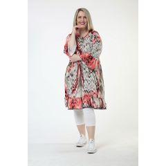 feminine Tunika-Kleider Volants