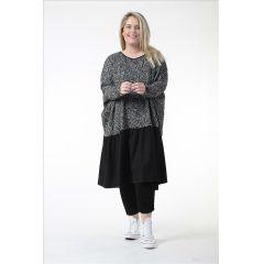 Damen Volant-Kleider große Größen Übergrößen