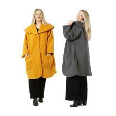 Lagenlook Winterjacken mit Wolle