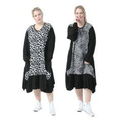 Lagenlook Viskose-Kleider große Größen
