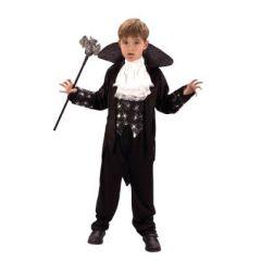 Kinderkostüm - Vampir - Größe für ca. 7-9 Jährige