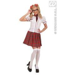 Kostüm - Schulmädchen - Gr. S und M - Karneval