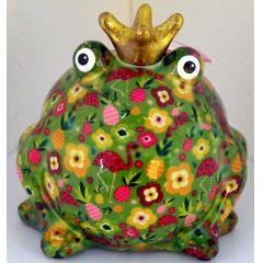 Pomme Pidou Frosch Freddy, Greenline, Design Blumen und Flamingo