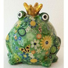 Pomme Pidou Frosch Freddy, Greenline, Design Blumen