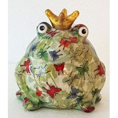 Pomme Pidou Frosch Freddy, Greenline, Design Schmetterlinge