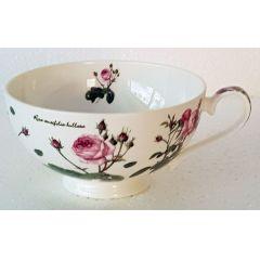 Jameson und Tailor, Teetasse 0,3 Liter, Dekor Englische Rose